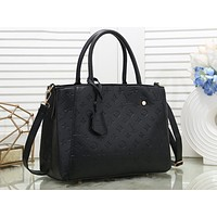 LV Fashion Hot Selling One-Shoulder Shopping Bag for Lady Colour Manyin