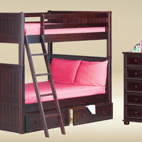 Heritage Full over Full Bunk Bed