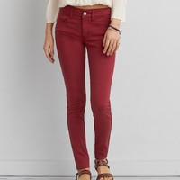 AEO SATEEN X JEGGING