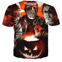 Halloween Horror Classics Shirt