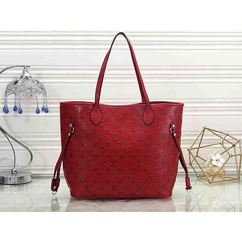 LV Hot-selling Printed Women's Single Shoulder Bag