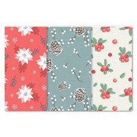 Christmas Patterns Tissue Paper