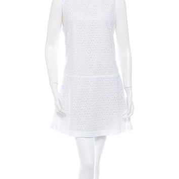 By Malene Birger Eyelet Dress w/ Tags
