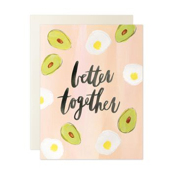 OUR HEIDAY BETTER TOGETHER CARD