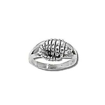 Sterling Silver Alien Bug Ring