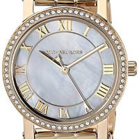 Michael Kors Watches Petite Norie Three-Hand Watch