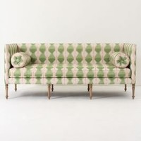 Ditte Sofa, Agave Ikat - Anthropologie.com
