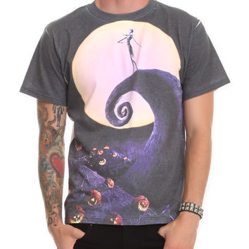 Hot Topic Nightmare Before Christmas Sweater.The Nightmare Before Christmas Moon From Hot Topic