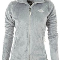 The North Face Osito 2 Jacket - Women's High Rise Grey Small