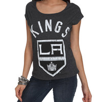 LA Kings Dolman Tee | Shop Tops at Wet Seal