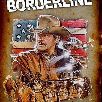 Charles Bronson & Ed Harris & Jerrold Freedman Borderline