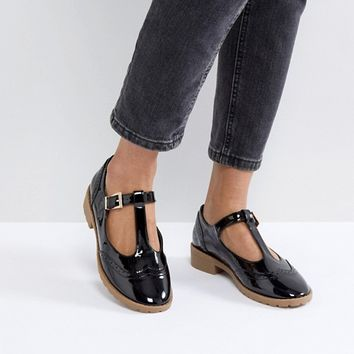 ASOS MAXIME Flat Shoes at asos.com