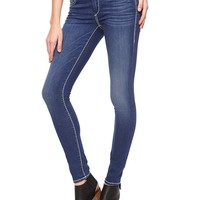 True Religion Casey Low Rise Super Skinny 30 Super T Womens Jean - Crystal Springs Drive
