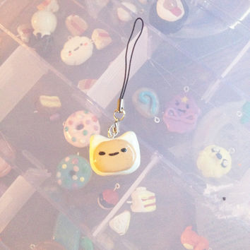 Adventure Time Finn the Human Charm by KeaiCreations on Etsy