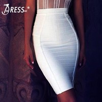 Pencil Bodycon  Bandage Skirts
