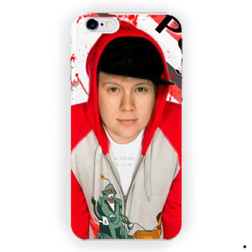 Patrick Stump Fall Out Boy Fob Band For iPhone 6 / 6 Plus Case