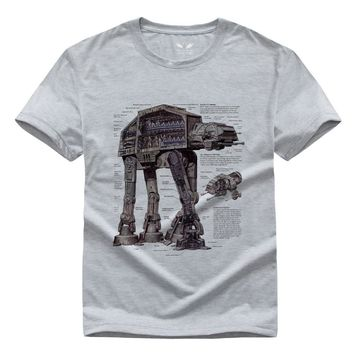 Star Wars Force Episode 1 2 3 4 5  T Shirts Men Cotton O Neck Tops Man Tops Shirt CheapT-Shirt Brand Clothing Men homme tee tops AT_72_6