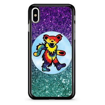 The Grateful Dead Bear iPhone X Case
