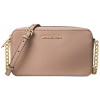 MICHAEL Michael Kors Jet Set Travel Medium East West Crossbody | macys.com