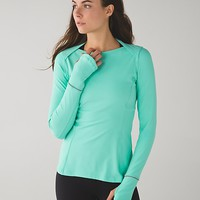 kanto catch me long sleeve | women's long sleeve running tops | lululemon athletica