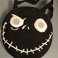 Rare Nightmare Before Christmas Clutch purse with speakers