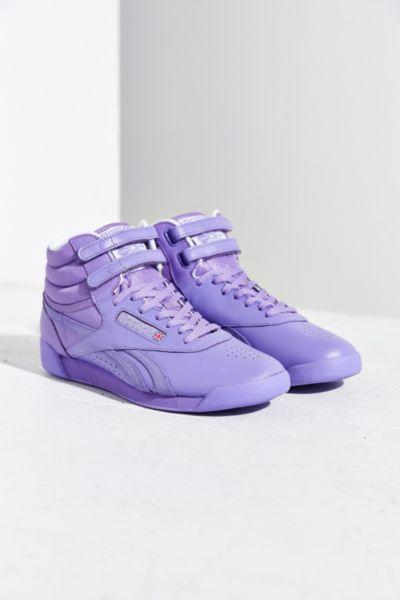 Reebok Freestyle Hi Spirit Sneaker - from Urban Outfitters 797abe014f