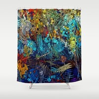 :: Perhaps :: Shower Curtain by :: GaleStorm Artworks ::