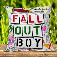 Fall Out Boy ,  with unique design