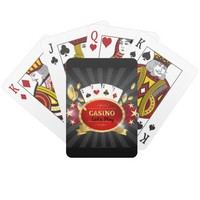 Let's Bet Playing Cards