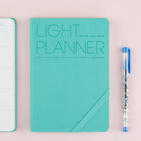 2017 Leather Ardium Light Planner