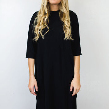 Boxcar Loose Dress