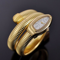 Watch Stylish Diamonds Ladies Bangle High Quality Quartz Watch [8863720967]