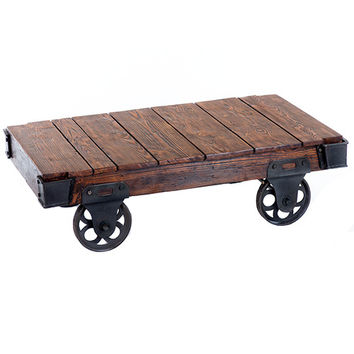Gari Factory Cart Coffee Table