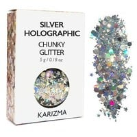 Holo Queen Chunky Glitter