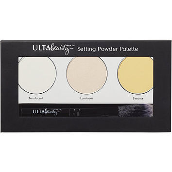 ULTA Setting Powder Palette | Ulta Beauty