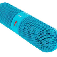 F Bullet Bluetooth Music Speaker Blue