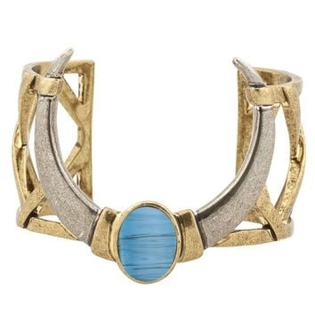 House of Harlow 1960 Jewelry Ankolie Horn Cuff