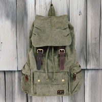 Shallow Creek Backpack in Sage