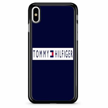 Tommy Hilfiger 35 iPhone X Case