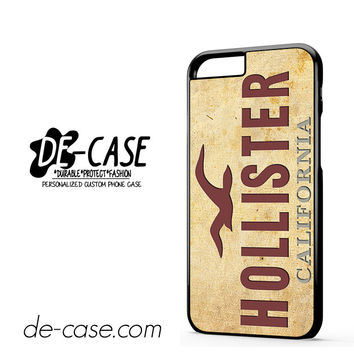 Hollister For Iphone 6 Iphone 6S Iphone 6 Plus Iphone 6S Plus Case Phone Case Gift Present YO