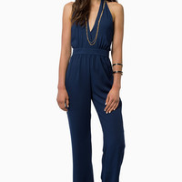 Well Suited Jumpsuit $60