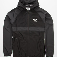 Adidas Adv Mens Windbreaker Black  In Sizes