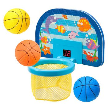 Alex Dunk & Score Bathtub Basketball Hoop