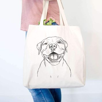 Dutch the Mixed Breed - Tote Bag