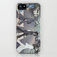 Carry That Weight - the beatles and their animal personas iPhone & iPod Case | Print Shop
