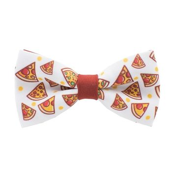 Slice of Pizza Bow Tie