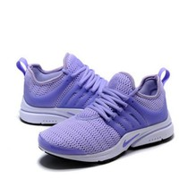 Nike Air Presto Woman Men Running Sneakers Sport Shoes Purple I-FEU-SY