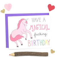 Have a Magical Fucking Birthday