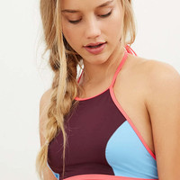 Without Walls Hanna Reversible Halter Bikini Top - Urban Outfitters