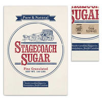 Farmhouse Style (set of 4) Sugar Sack Tea Towels